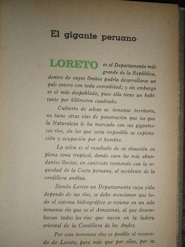 documental del departamento de loreto