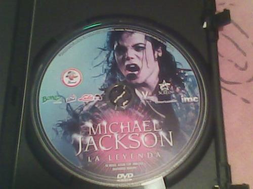 documental dvd michael jackson la leyenda