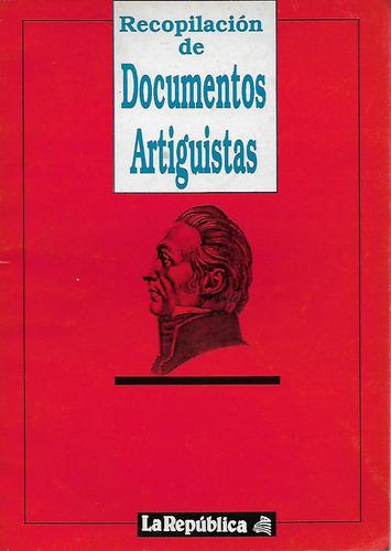 documentos artiguistas - excelente seleccion documental