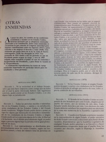 documentos básicos de la historia de los estados unidos