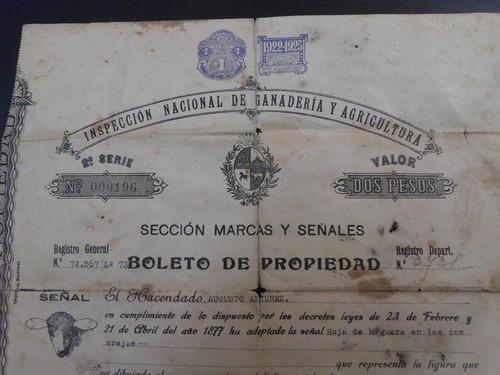 documentos históricos antiguos dos al precio de uno