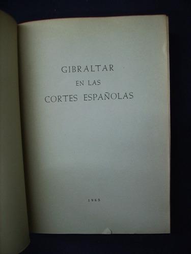 documentos sobre gibraltar
