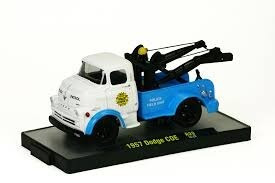 dodge 1957  m2  1/64 truck coe