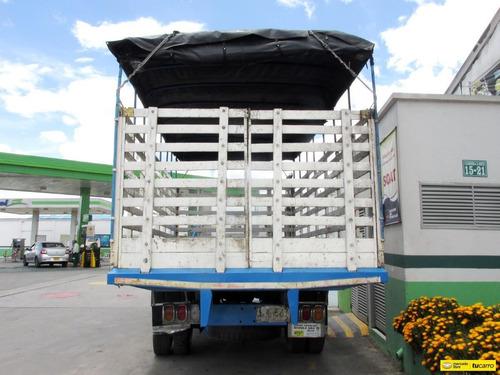 dodge 300 camión estacas