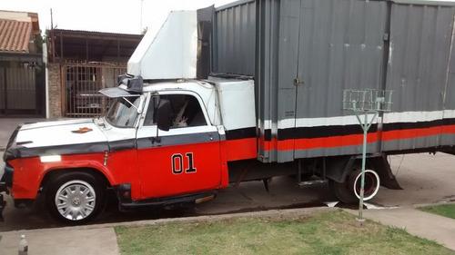 dodge 350 furgon