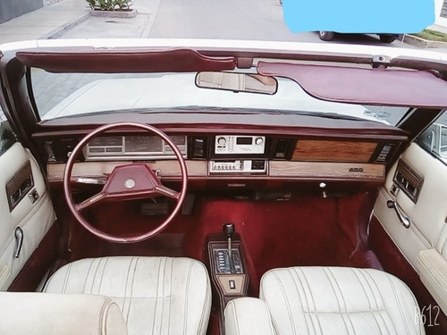 dodge 400 convertible 1983. versión especial