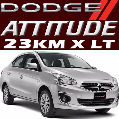 dodge attitude sx at uber ac bolsas sony 3cil 76hp 27kml rhc