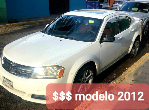 dodge avenger 2012 2.4 sxt x premium at