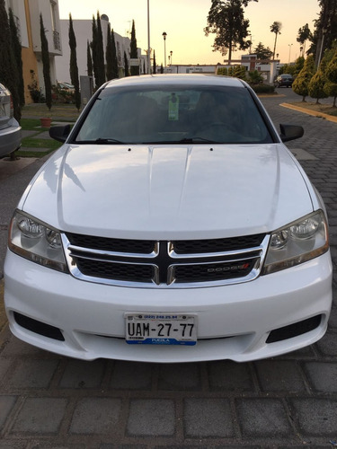 dodge avenger 2.4 se at 2013