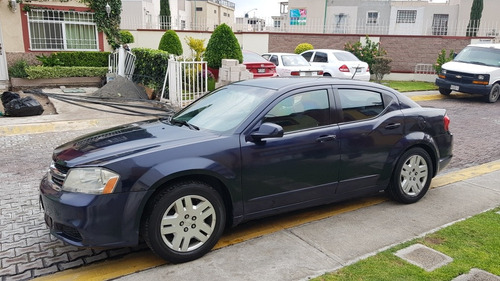 dodge avenger 2.4 se x at 2012