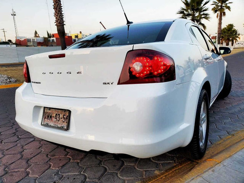 dodge avenger 2.4 sxt x at 2012