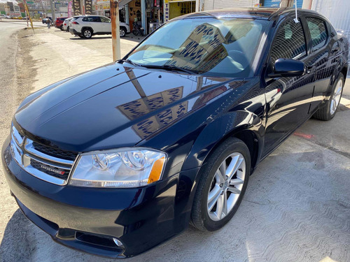 dodge avenger 2.4 sxt x premium at 2012