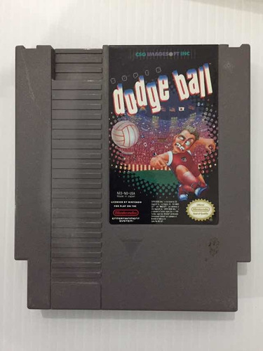 dodge ball nintendo