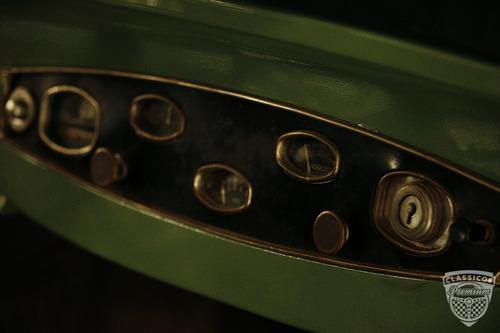 dodge brothers six deluxe - 1929 30 - antigo - placa preta