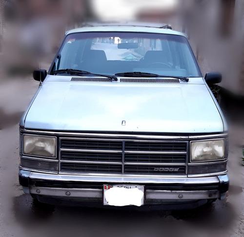 dodge caravan 1989