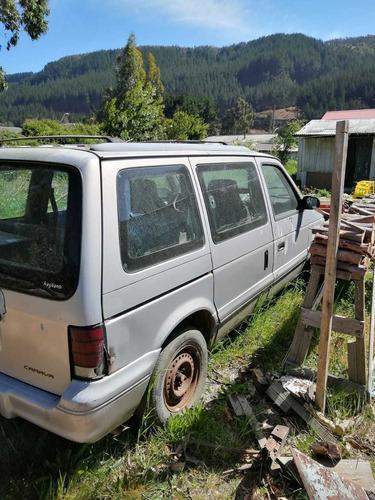 dodge caravan venta para repuesto