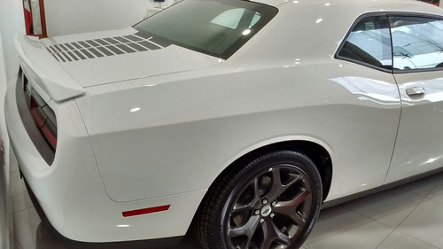 dodge challenger 3.7 3.6 dual stripes at 2018
