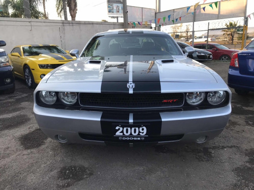 dodge challenger 6.1l srt 8 v8 piel qc at 2009