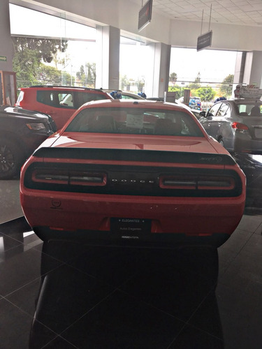 dodge challenger 6.2 srt hellc at