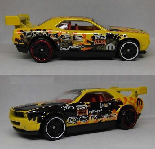 dodge challenger drift car hw off road de hotwheels 2014. Black Bedroom Furniture Sets. Home Design Ideas