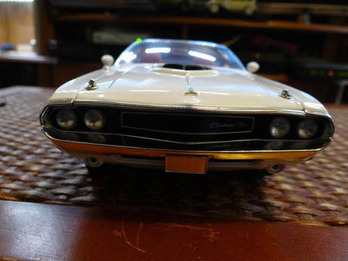dodge challenger r/t 1970 greenlight 1 18