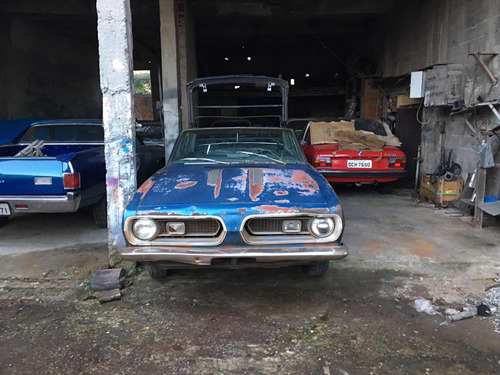 dodge charge barracuda v8 plymonth conversivel imp restomont