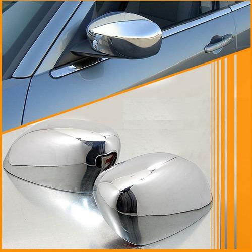 dodge charger 2006 - 2010 cubre espejos cromados nuevos!!!