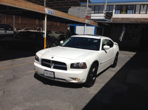 dodge charger 2009 4p aut rt a/a ee b/a abs cd q/c v8