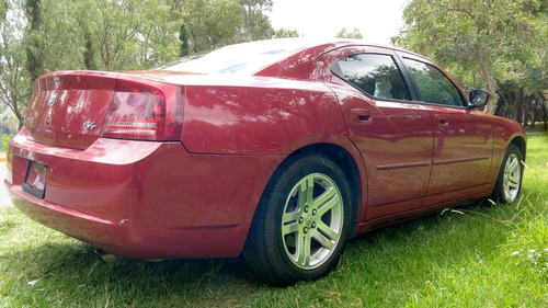 dodge charger 5.7 rt aa ee b/a abs cd qc v8 at 2006