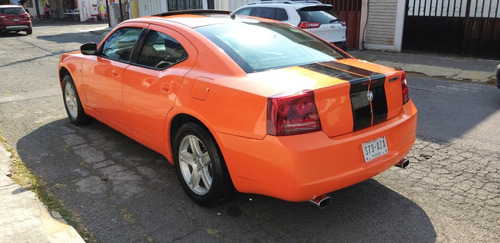 dodge charger 5.7 rt aa ee b/a abs cd qc v8 at 2008