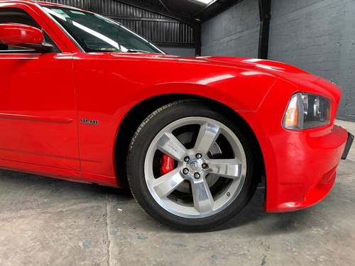 dodge charger 6.1l srt 8 equipado v8 at 2007