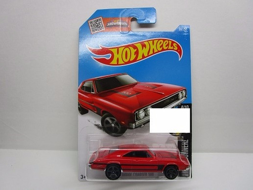 dodge charger 84/250 hot wheels b108