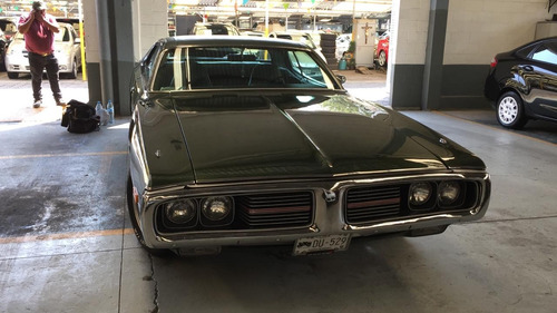 dodge charger brougham 1973