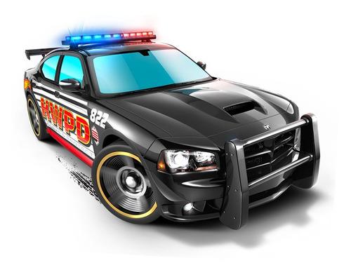 dodge charger drift de hot wheels 48 de 250
