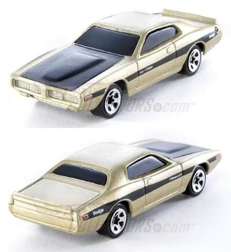 dodge charger  edic 2007    coleccion hot wheels b395