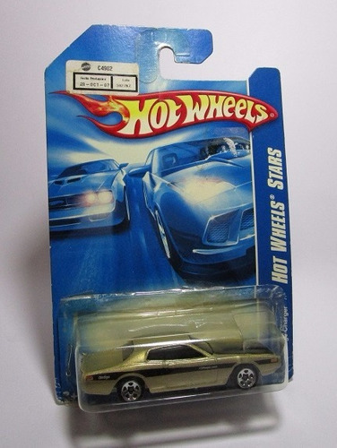 dodge charger escala 1/64 coleccion hot wheels w9