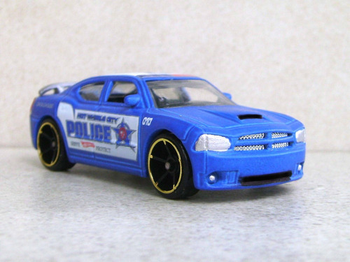 dodge charger escala 1/64 de coleccion hot wheels