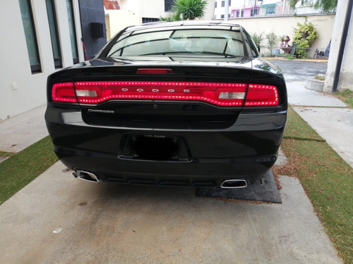 dodge charger police 2012 ¡remato!