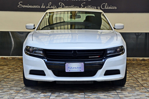 dodge charger policia