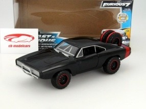 dodge charger r/t 1970 fast and furious 7  1:24 jada toys