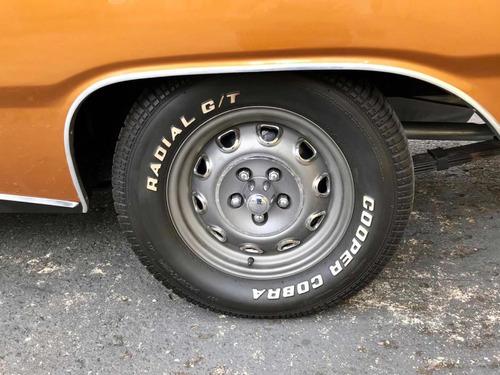 dodge charger rt 1975 preta automatico placa preta