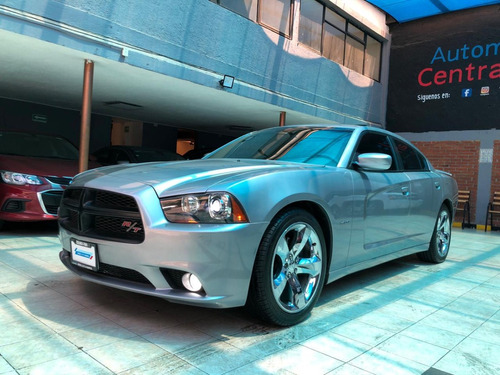 dodge charger rt 5.7l at 2014