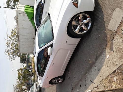 dodge charger rt 5.7l blanco 2014 5 puertas