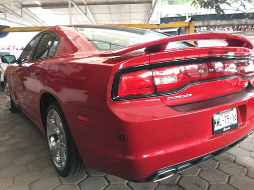 dodge charger rt v8 5.7 2013