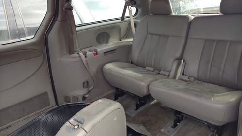 dodge chrysler caravan town country 2004 para partes piezas