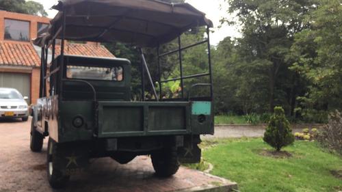 dodge command car m-325 4x4 winche israeli permuto