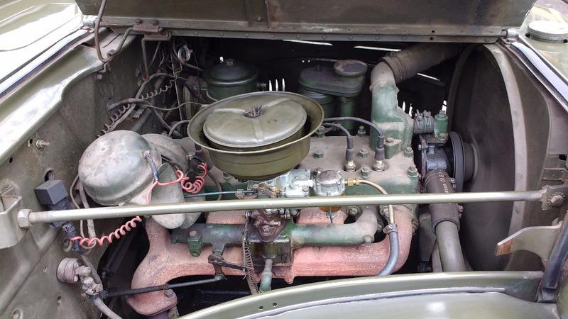 dodge commander 1942 100% restaurado, original e novo!!!