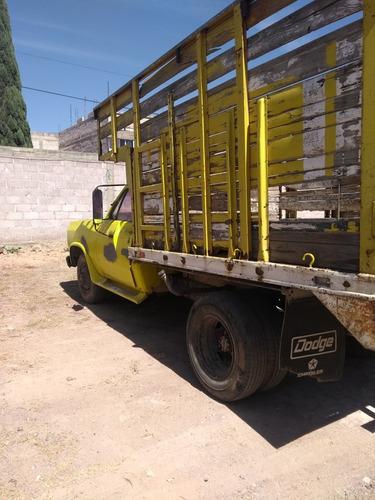 dodge d 350 camioneta redilas