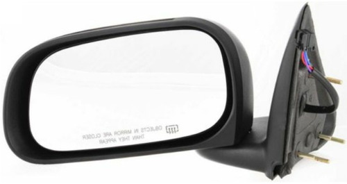 dodge dakota 2005 - 2012 espejo izquierdo electrico nuevo!!!