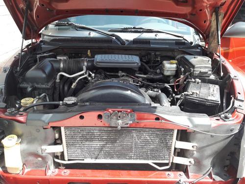dodge dakota 2007 motor 3.7lts, 4x4